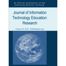 2016 Vol.. 15 Journal of Information Technology Education: Research