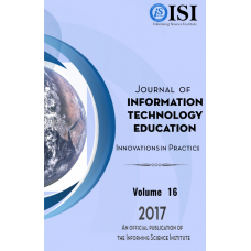 2017 Vol. 16 Journal of Information Technology Education: Innovation in Practice
