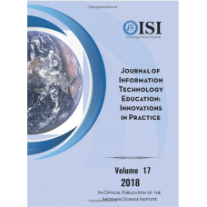 2018 Vol. 17 Journal of Information Technology Education: Innovation in Practice
