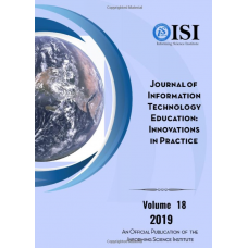 2019 Vol. 18 Journal of Information Technology Education: Innovation in Practice