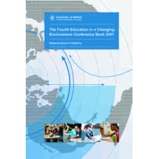 Education in a Changing Environment: Conference Book (O'Doherty) Vol. 4